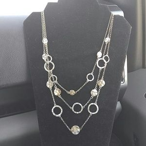 Beautiful Vintage Layered Necklace
